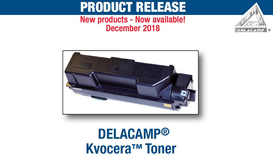 Delacamp Kyocera Toner