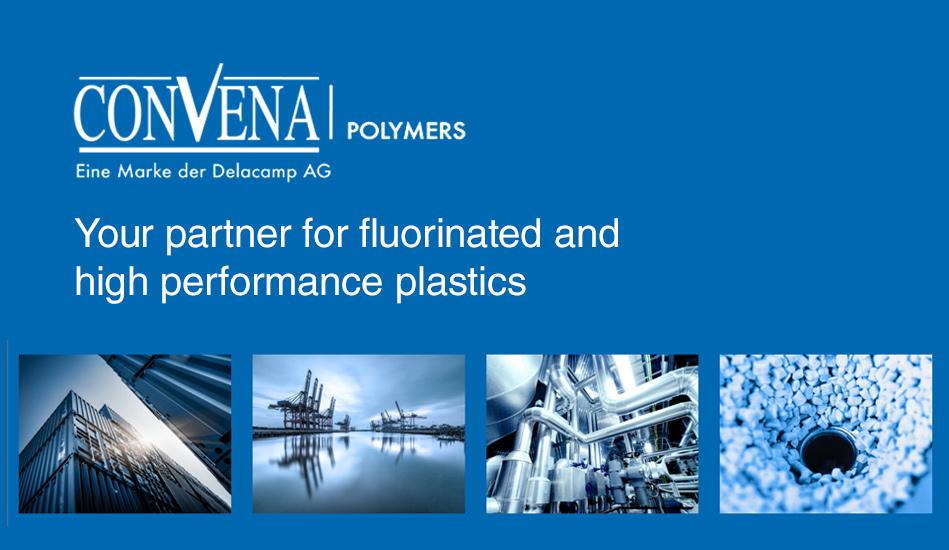 Delacamp AG - Convena Polymers