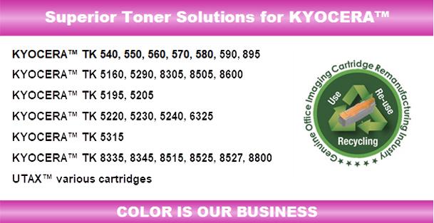 Kyocera TM Color @ Delacamp