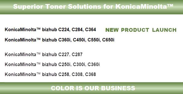 Konica Minolta Color - Delacamp AG